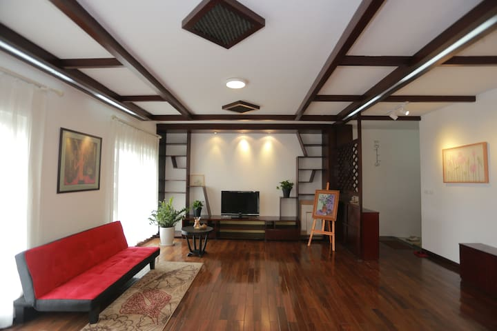 Everything is ready for the comfy stay with spacious gorgeous space