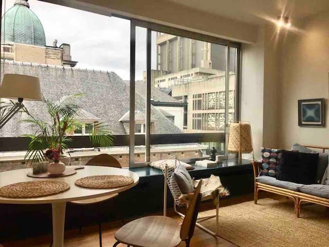 Cosy apartment in the heart of Antwerp