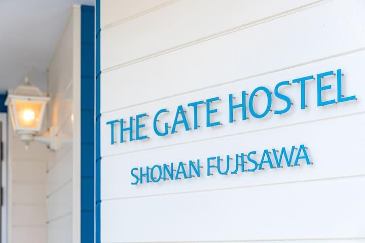 THE GATE HOSTEL SHONAN FUJISAWA (3-E)