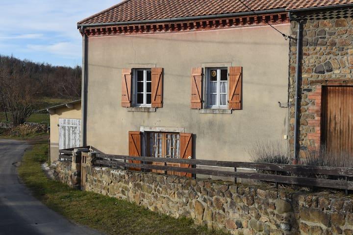 Gîte La Fenière - Saint-Étienne-sur-Usson - House