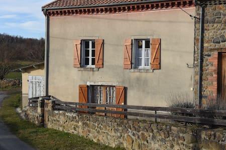 Gîte La Fenière - Saint-Étienne-sur-Usson