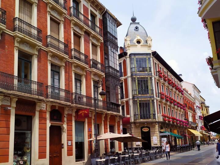 Housingleon- Las Vidrieras