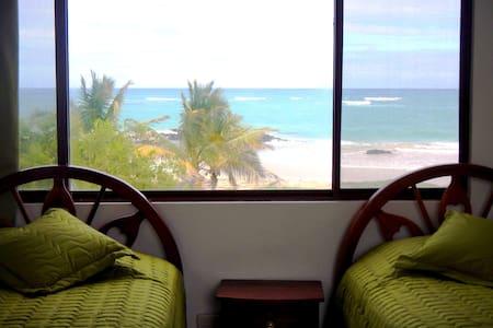 Habitación Escalecia, vista al mar - Puerto Villamil - Άλλο