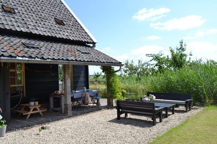 Unique stylish country house, 20 minutes from Amsterdam - Vreeland - Kisház