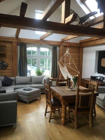 Super gemütliches Häuschen zum Wohlfühlen - Neukirchen-Vluyn - Guesthouse