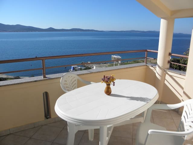 Lucija- OneBedroom Apartment with Balcony&Sea View