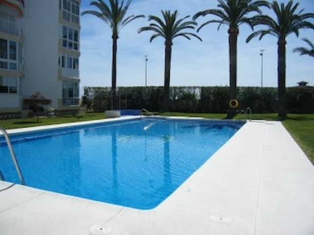 Studio Apartment, Torrecilla Beach, Nerja NPSS1185 - Nerja - Appartement