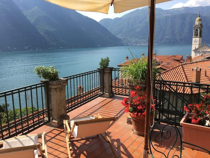 Maggie's Lake Como