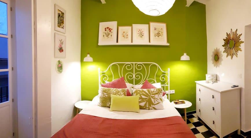Double Room Botanical inspired