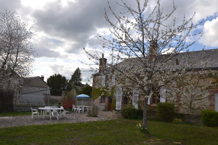 La Maison de Suzanne, gîte rural et gîte de pêche