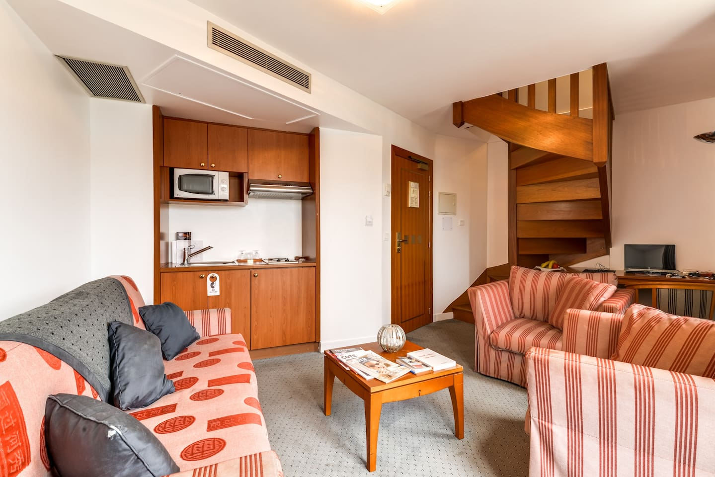 Living room - Duplex