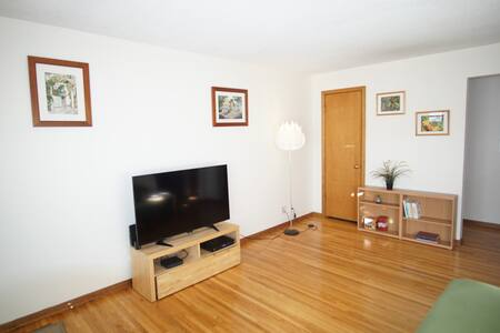 Cute apartment 5-min walk from Mayo Clinic!