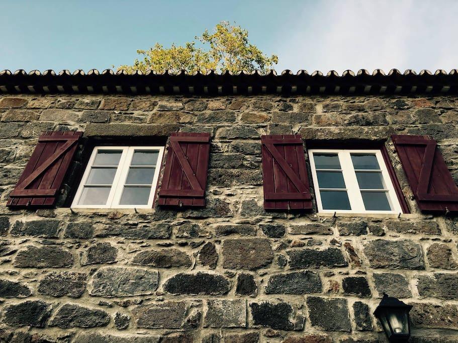 House exterior - exterior alojamento