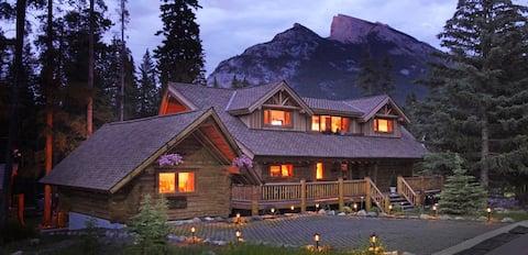 Banff Log Cabin