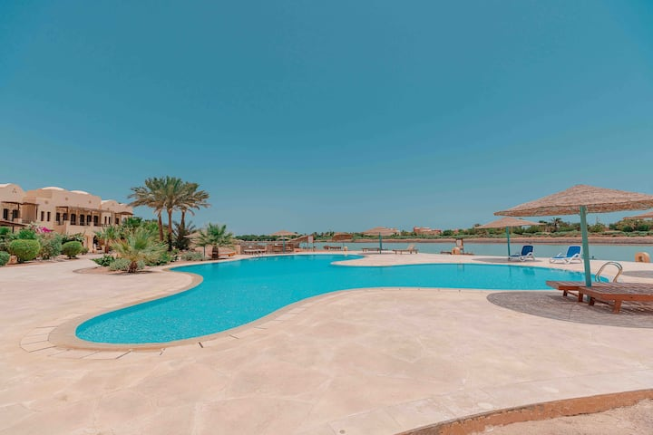 El Gouna 1 bedroom Apartment West Golf