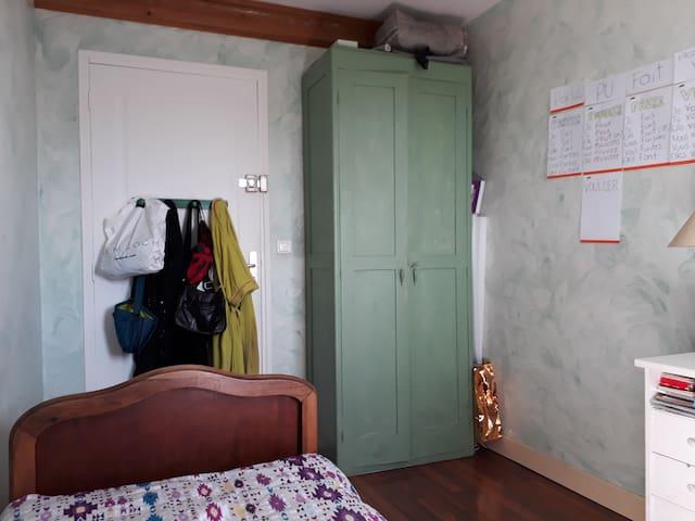Chambre dans une grande maison - Vénissieux - Rumah