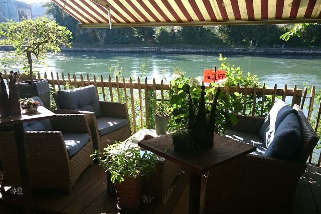 GLAMPING AN DER AARE