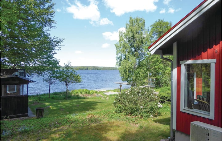 Awesome home in Arkelstorp with 2 Bedrooms
