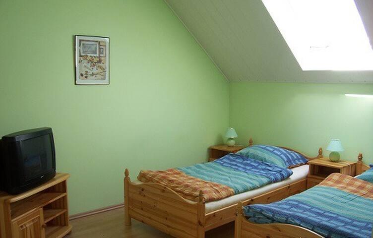 Krola Sielaw 8 -Zimmer 1 - Mikołajki - 公寓