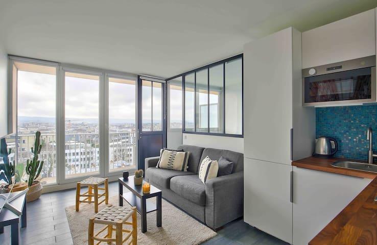 ❤ Cozy & Modern flat near la Défense! ❤