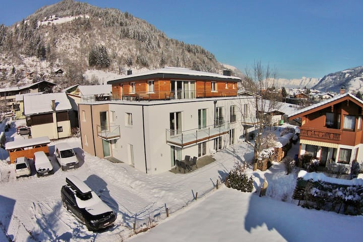Spacious Villa in Zell am See near Ski Area