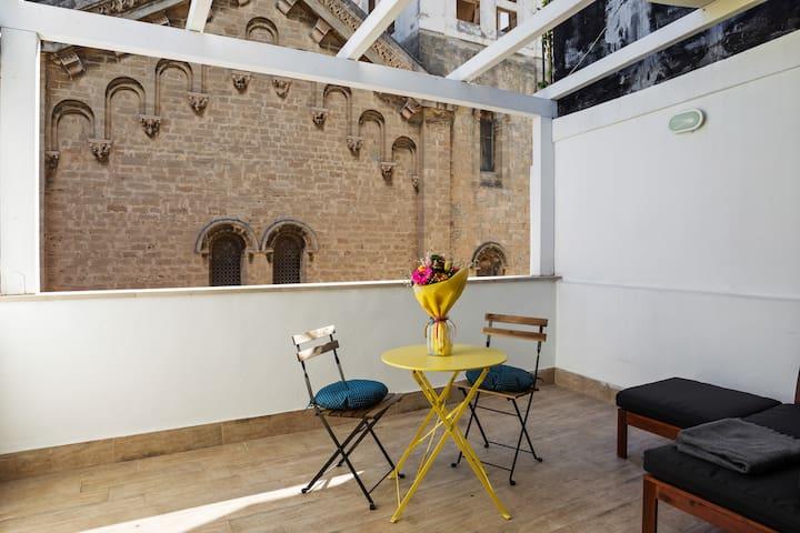 Madonella Terrace Apartment