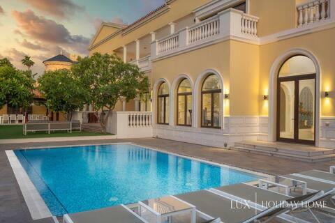 LUX | The Dubai Paradise Palace  |  13,000sq ft