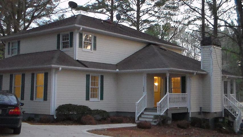 Reynolds Landing Golf Cottage  Oconee Georgia - Greensboro - Ortak mülk