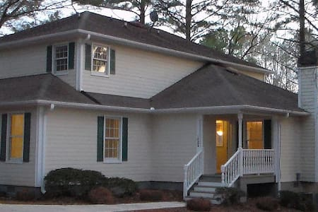 Reynolds Landing Golf Cottage  Oconee Georgia - Greensboro