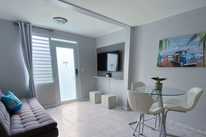 Modern Beach Apartment at Jobos