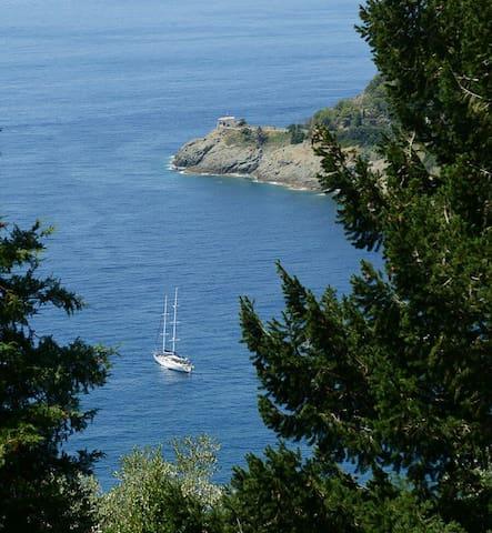Il Paradiso sul Mare.Bonassolacitra 011005-LT-0143
