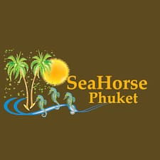 Seahorse is the host.