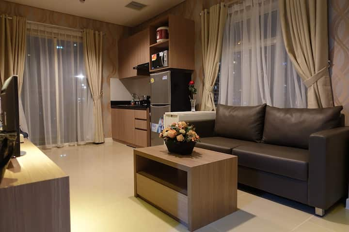 [GREAT DEAL] Madison Park 2BR. Central Park Mall.