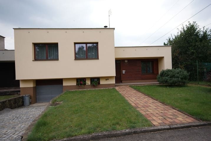Comfortable accomodations in a family house... - Ostrava - Townhouse