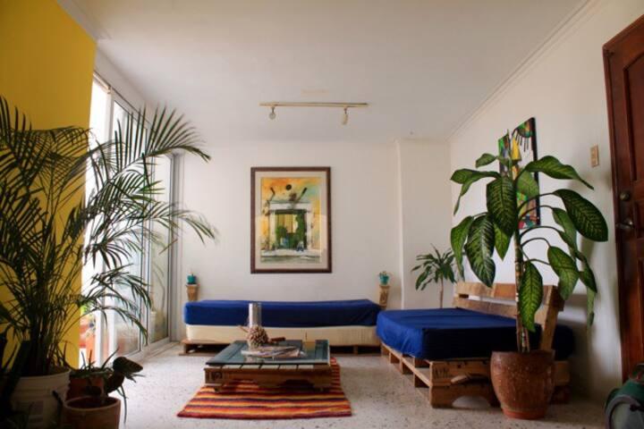 Habitación privada en el norte de Barranquilla