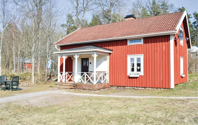 Holiday cottage with 1 room on 55m² in Ramkvilla