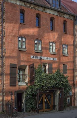2er-Appartement im UNESKO Weltkulturebe - Speicher - Stralsund