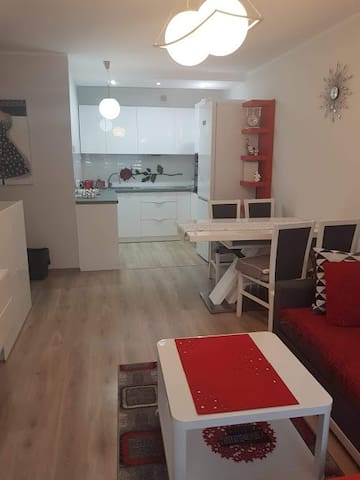 Sunny Apartament w Słupsku