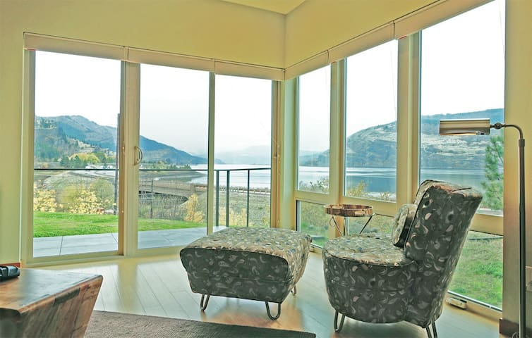 Condo with Columbia Gorge Views - Mosier - Condomínio