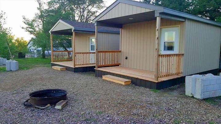 Cabin No. 2 at Elm Lake Resort