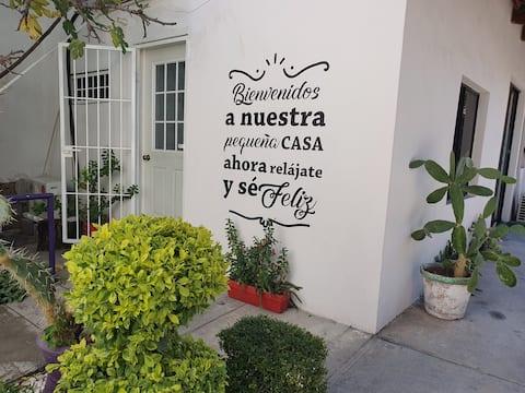 La Casa del Nopal -Habitación +Desayuno+ jacuzzi-