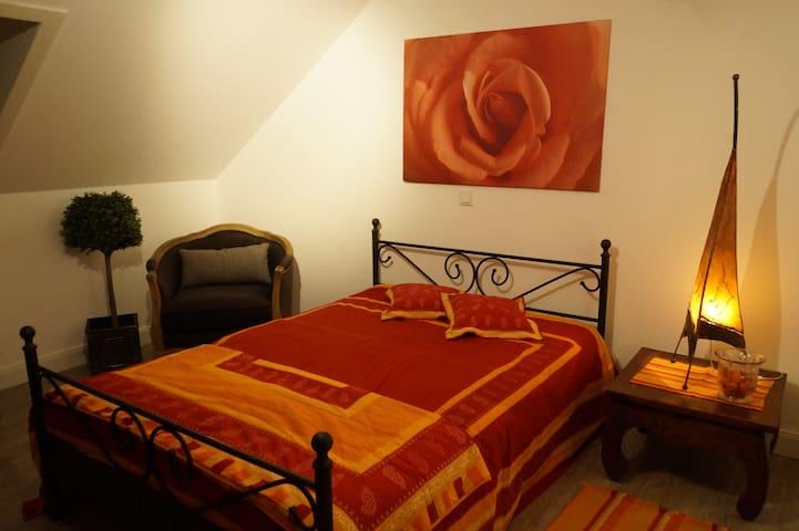 Studioetage in der Nähe Nürnbergs - Postbauer-Heng - Guest suite