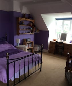 Large Bedroom close to Salisbury and New Forest - 唐顿(Downton) - 独立屋