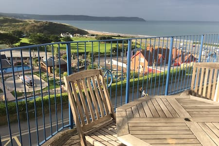 11 Narracott Apartments, Woolacombe - Woolacombe