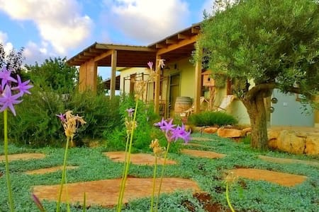 Cozy cabin in the nature of Galilee - Klil - Cabin