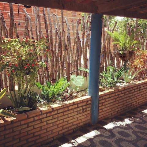 Casinha aconchegante em Quixaba