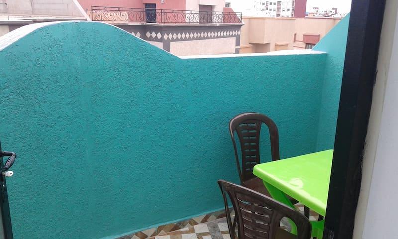 Bel appartement neuf vers Marjane - El Jadida - Appartement