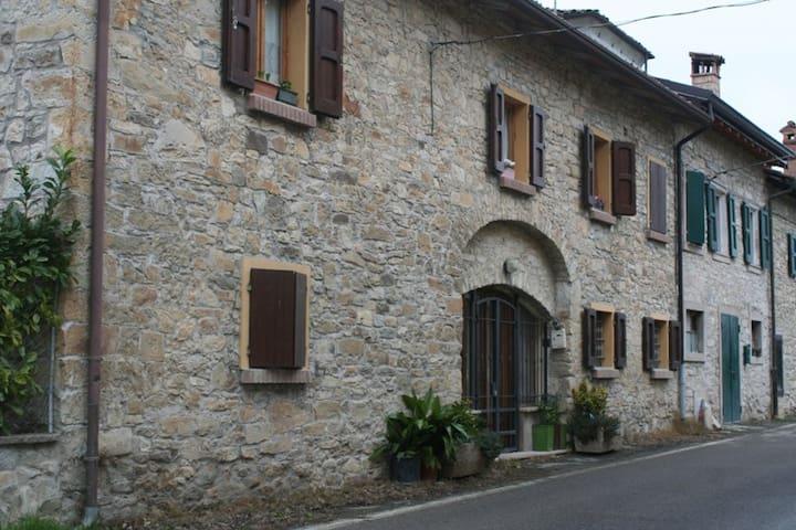 Villa Rosa - Vezzano sul Crostolo - อพาร์ทเมนท์