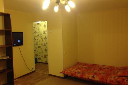 Октябрьский 36 - Komsomolsk-na-Amure - Apartamento