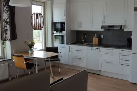 Newly built apartment in Mariehamn
